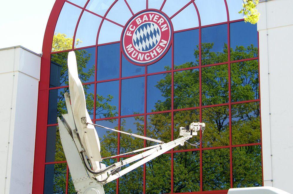FC Bayern Geschäftsstelle