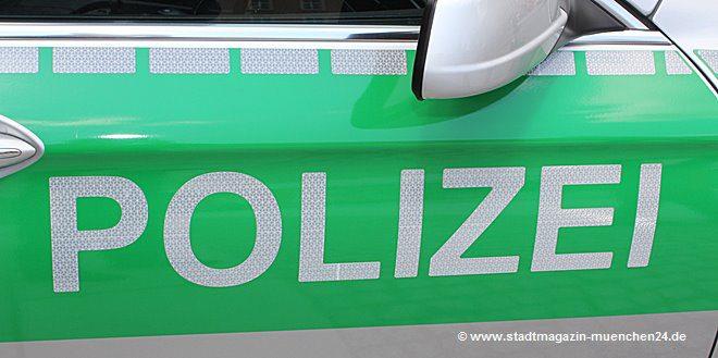 Polizeiauto München 3