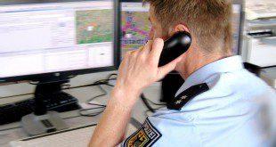 Bundespolizei Leitstelle
