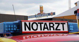 BRK Notarzt Okroberfest 2015