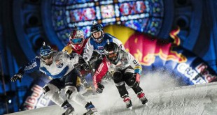 Red Bull Crashed Ice München Olympiapark
