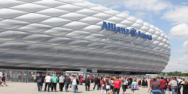 Regionalliga Derby Fc Bayern München Gegen Tsv 1860 In