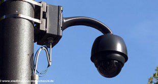 Videoüberwachung Polizei