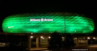 Greening Allianz Arena
