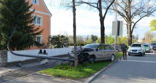 München: Diabetiker verursacht Verkehrsunfall