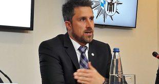 Pressekonferenz Polizei München mit dem Leiter der Mordkommission Markus Kraus