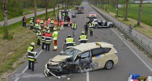 Verkehrsunfall Freimann