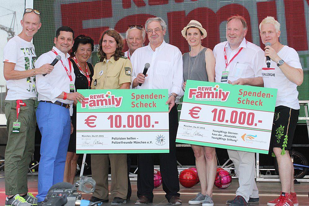 Rewe Family 2021 München
