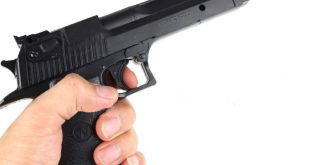 Symbolbild Soft-Air-Waffe