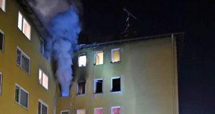 Brand Landsberger Straße München mit 3 Mio Euro Sachschaden Quelle Foto Branddirektion München
