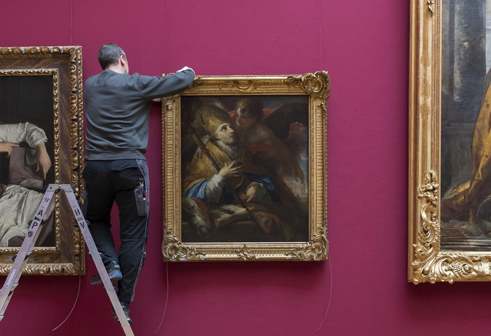 Alte Pinakothek München Nur Dieses Wochenende Alle 10 Säle Zu