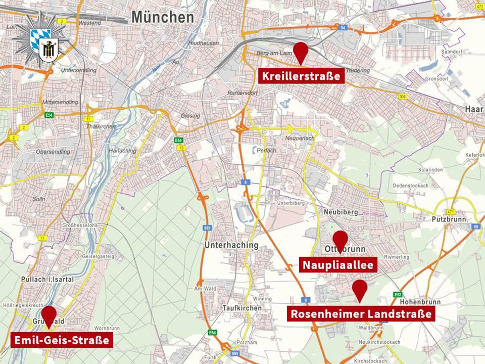 Fahndung gesprengte Geldautomaten Quelle Grafik Polizei München