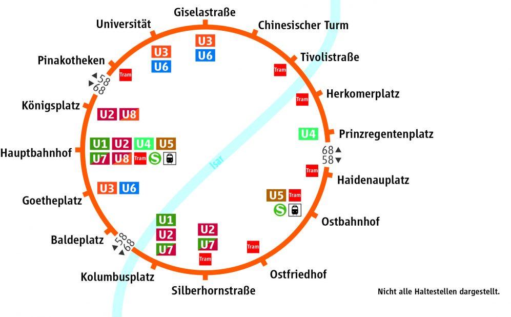 München U2 Jetzt Ganztägig Im 5 Minuten Takt Und Neuer Bus