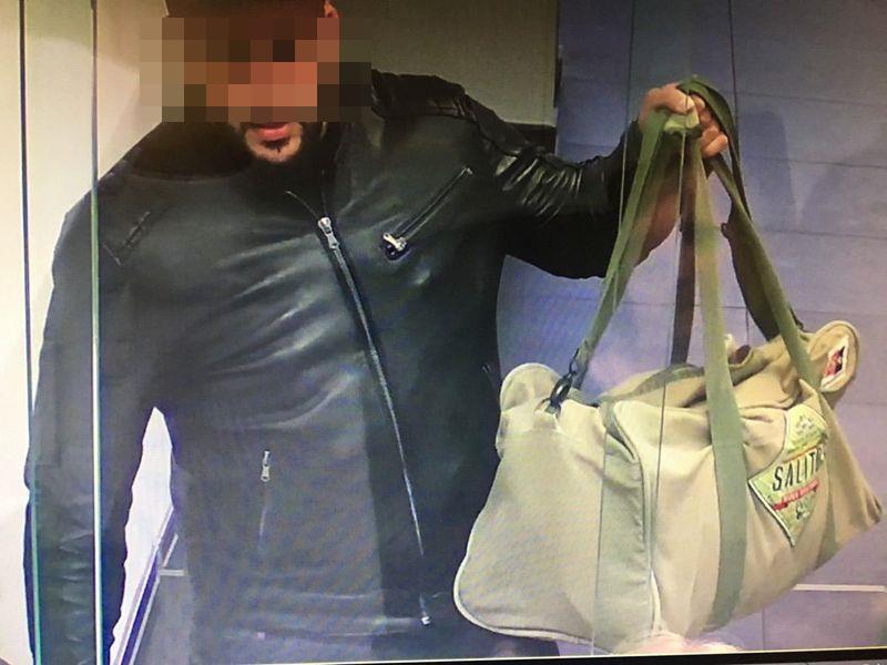 eaa4ccd09abce München  Fahrgast erkennt Bankräuber in S-Bahn - Er hatte bei ...
