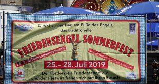 Friedensengel Sommerfest