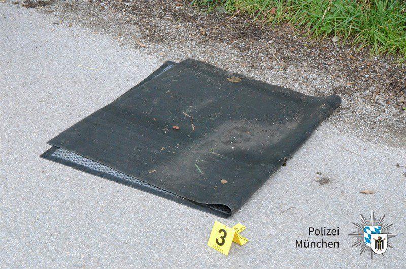 München Blutspuren Der Getöteten Mutter Und Tochter An