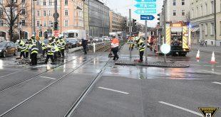 Bierlaster verliert in München Ladung