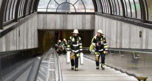 Verrauchung in der U-Bahn Neuperlach