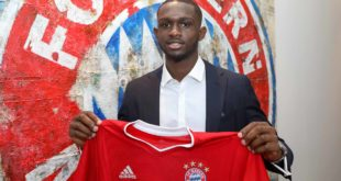 Tanguy Nianzou Kouassi ist jetzt Spieler des FC Bayern München