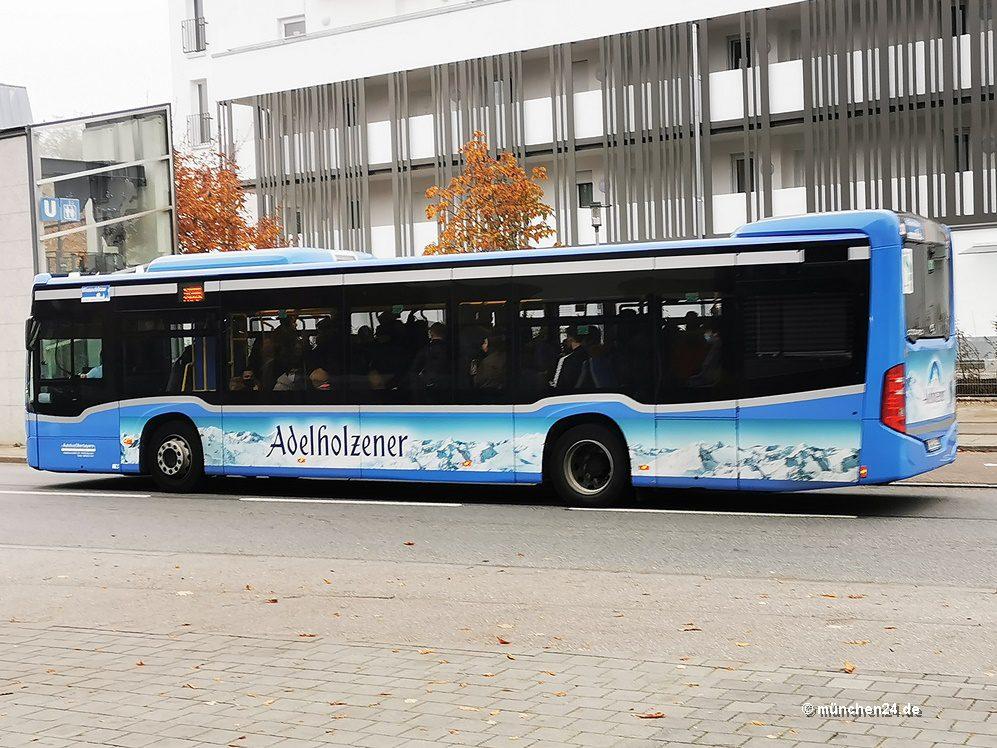 Symbolbild MVG-Bus