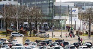 Impfzentrum München Messe Riem