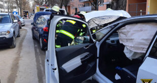 Verkehrsunfall Pfälzer-Wald-Straße