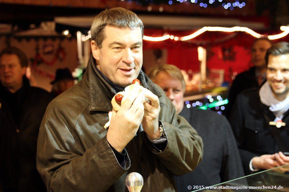 Haidhausen Weihnachtsmarkt.Fotostrecke Eroffnung Haidhauser Weihnachtsmarkt Mit